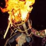 鞍馬の火祭2018の日程や内容、混雑は避けられない?