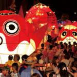 柳井金魚ちょうちん祭り2018の日程は?駐車場やアクセス方法は?